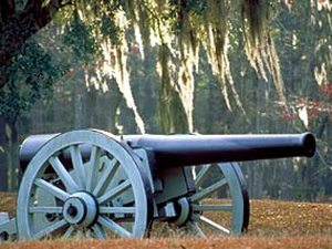 Fort McAllister Historic Park - Richmond Hill GA