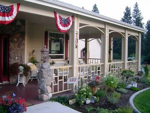 American Country RV Bed & Breakfast - Coeur d-Alene ID
