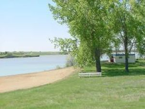 Patterson Lake Recreation Area - Dickinson ND