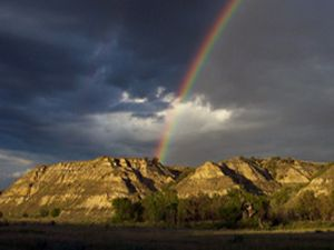 Theodore Roosevelt National Park - Medora ND