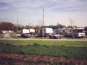 Duck Creek RV Park - Paducah KY