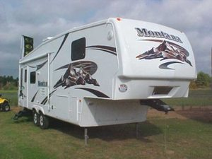 Camper's RV Center Campground - Shreveport LA