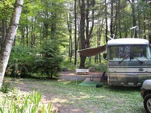 Hidden Valley Campground - Lanesborough MA