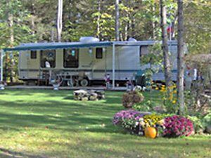 Peppermint Park Camping Resort - Plainfield MA