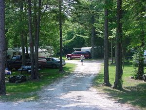 Shady Pines Campground - Savoy MA