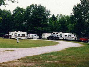 Big Cedar Campground - Germfask MI