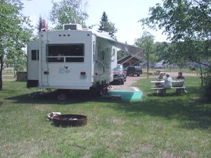 Country Village RV Park - Ishpeming MI