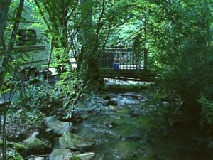 Moonshine Creek Campground - Balsam NC