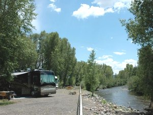 Sky Mountain Resort RV Park - Chama NM