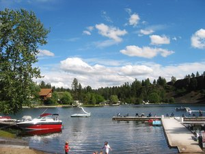 Klink's Williams Lake Resort - Cheney WA
