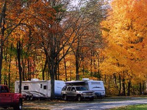 Buckhorne Campground - Clifton Forge VA