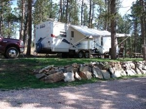 Beaver Lake Campground - Custer SD