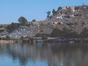 Roman Nose State Park and Lodge - Watonga OK