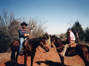 Bell Cow Lake Equestrian Campground - Chandler OK