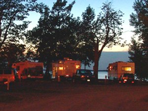 Association Island RV Resort - Henderson NY