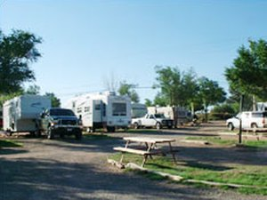 Santa Rosa Campground - Santa Rosa NM