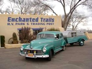 Enchanted Trails Camping Resort - Albuquerque NM