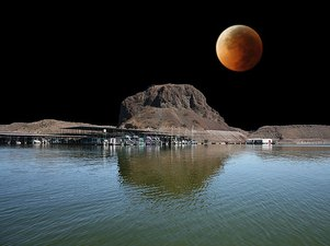 Enchanted View RV Park - Elephant Butte NM