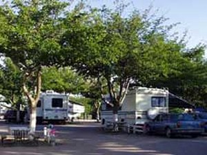 Siesta RV Park - Las Cruces NM