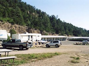 Arrowhead Motel & RV Park - Ruidoso NM