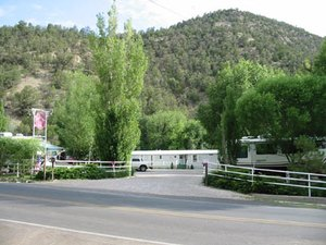 Riverside RV Park - Ruidoso NM