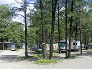 Recreation Village RV and Mobile Home Park - Ruidoso NM