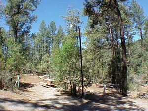 Twin Spruce RV Park - Ruidoso NM