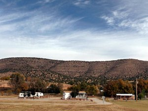Deer Crossing RV Park - San Patricio NM