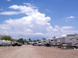 Valley of the Sun Mobile Home & RV Park - Marana AZ