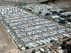 Alamo Palms Mobile Home & RV Park