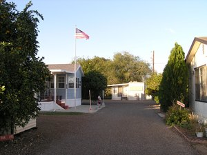 Orange Grove RV Park - Edinburg TX