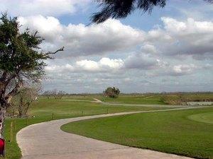 Llano Grande Lake Park