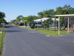 Split Rail RV Park - Mission TX