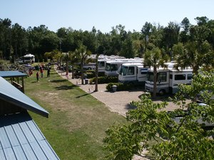 Nature's Coast RV Resort - Steinhatchee FL