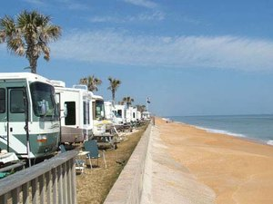 Beverly Beach Camptown RV Resort - Flagler Beach FL