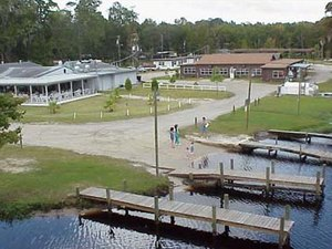 Pacettis Marina, Campground & Fishing Resort - St. Augustine FL