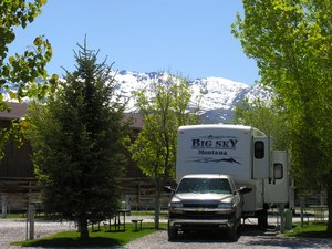 Mountain Shadows RV Park - Wells NV