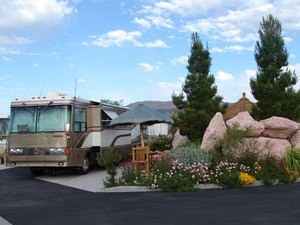 Seibt Desert Retreat RV Resort - Pahrump NV