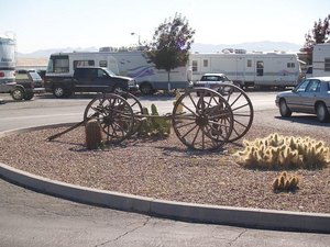 Canyon Trail RV Park - Boulder City NV