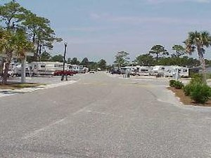 Luxury RV Resort - Gulf Shores AL