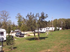 Magnolia Springs RV Hideaway - Foley AL