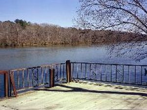 Coosa River Camp Retreat Alabama - Harpersville AL