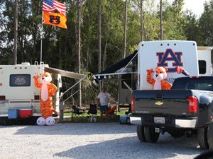 University Station RV Resort - Auburn AL