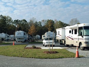 Capital City RV Park - Montgomery AL