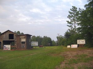 Stagger Lee Music Park - Hazlehurst GA