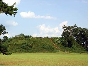 Kolomoki Mounds Historic State Park - Blakely GA