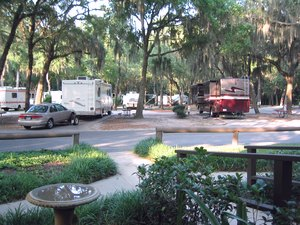 Eagle's Roost RV Resort - Lake Park GA