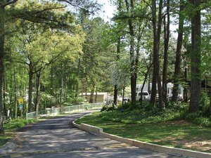 Atlanta Marietta RV Resort - Marietta GA
