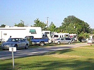 Barnyard RV Park - Lexington SC