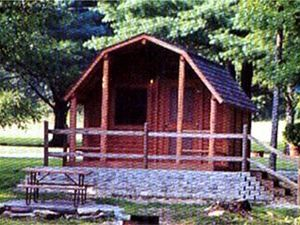 Ballyhoo Family Campground - Crossville TN